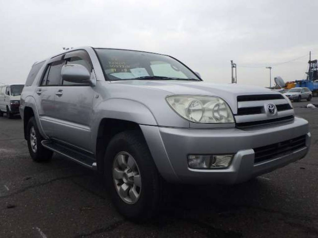 Used 2003 AT Toyota Hilux Surf RZN215W