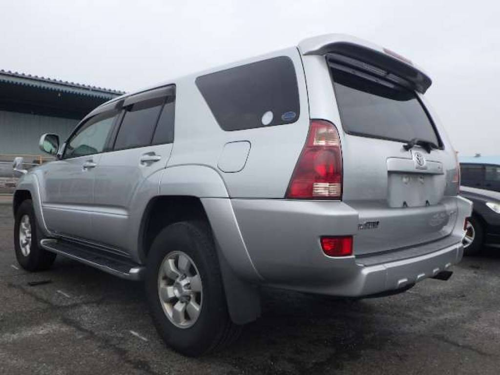 Used 2003 AT Toyota Hilux Surf RZN215W Image[2]