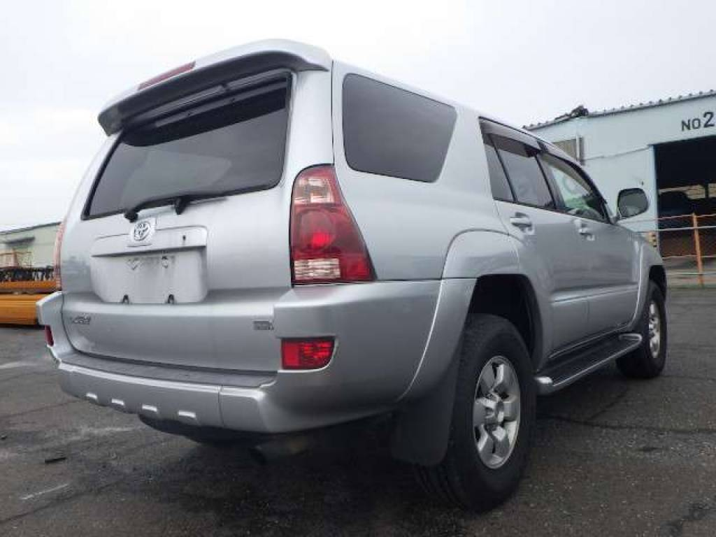 Used 2003 AT Toyota Hilux Surf RZN215W Image[3]