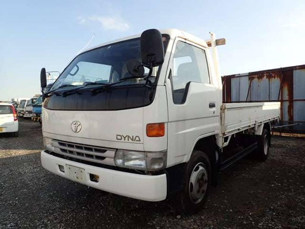 Used 1995 MT Toyota Dyna Truck BU212