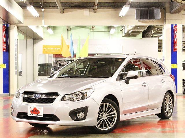 Used 2012 CVT Subaru Impreza DBA-GP6