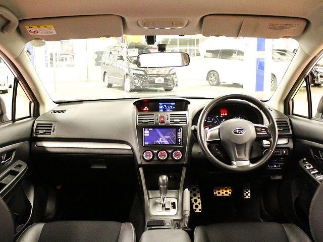 Used 2012 CVT Subaru Impreza DBA-GP6 Image[1]