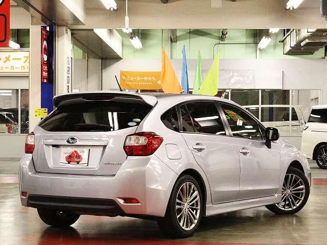 Used 2012 CVT Subaru Impreza DBA-GP6 Image[2]