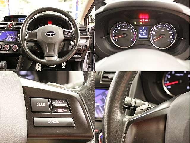 Used 2012 CVT Subaru Impreza DBA-GP6 Image[4]