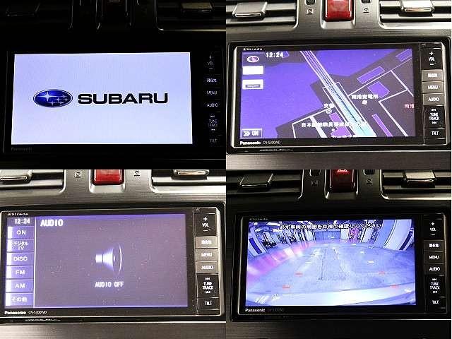 Used 2012 CVT Subaru Impreza DBA-GP6 Image[5]