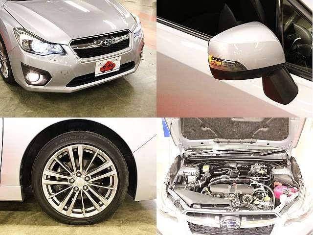 Used 2012 CVT Subaru Impreza DBA-GP6 Image[8]