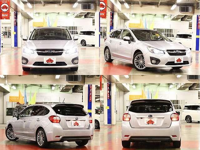Used 2012 CVT Subaru Impreza DBA-GP6 Image[9]
