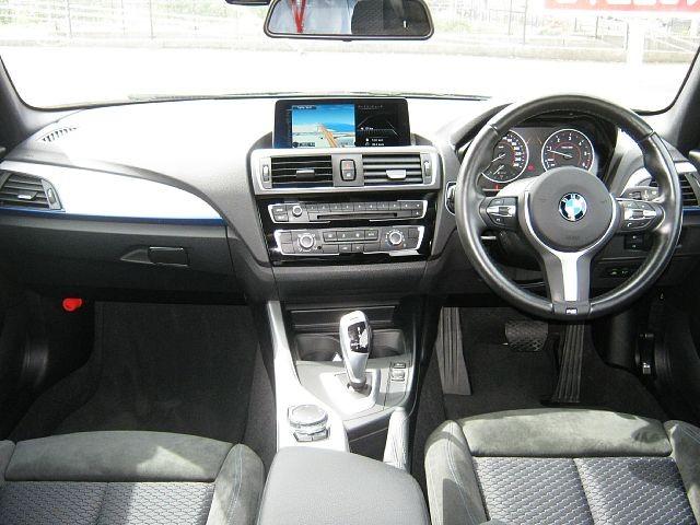 Used 2016 AT BMW 1 Series LDA-1S20 Image[1]