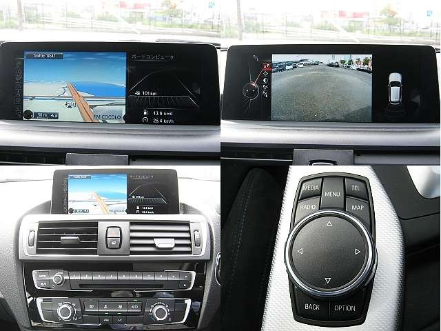 Used 2016 AT BMW 1 Series LDA-1S20 Image[4]