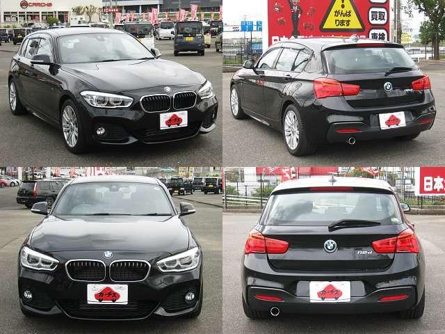 Used 2016 AT BMW 1 Series LDA-1S20 Image[8]
