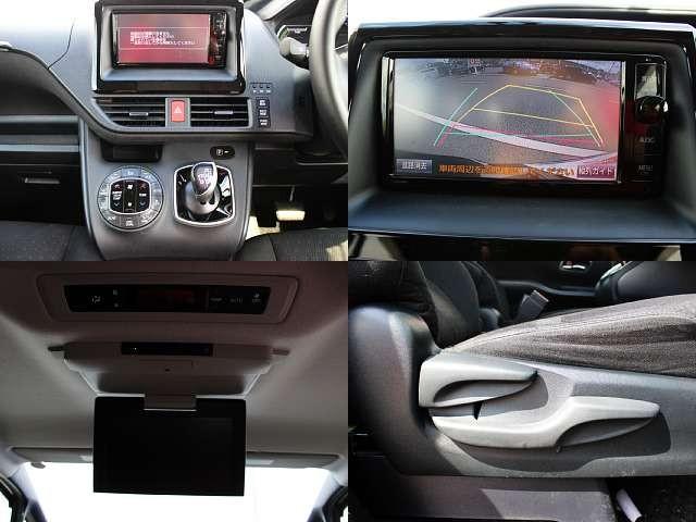 Used 2014 CVT Toyota Noah DAA-ZWR80G Image[5]
