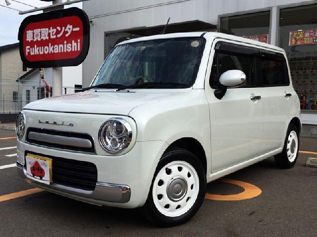 Used 2014 AT Suzuki ALTO Lapin DBA-HE22S