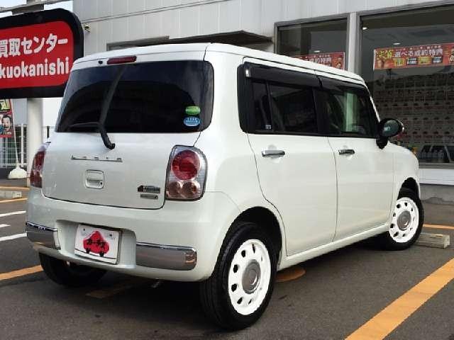 Used 2014 AT Suzuki ALTO Lapin DBA-HE22S Image[2]
