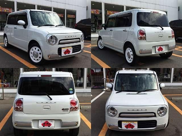 Used 2014 AT Suzuki ALTO Lapin DBA-HE22S Image[8]