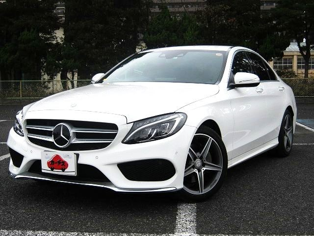 Used 2014 AT Mercedes Benz C-Class RBA-205042