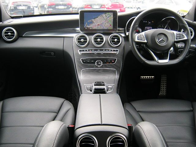 Used 2014 AT Mercedes Benz C-Class RBA-205042 Image[1]