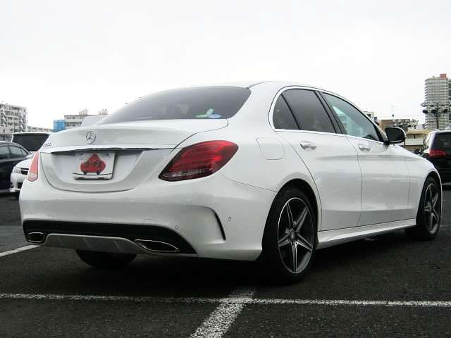 Used 2014 AT Mercedes Benz C-Class RBA-205042 Image[2]