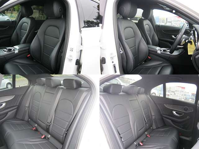 Used 2014 AT Mercedes Benz C-Class RBA-205042 Image[7]