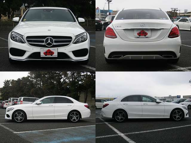 Used 2014 AT Mercedes Benz C-Class RBA-205042 Image[8]