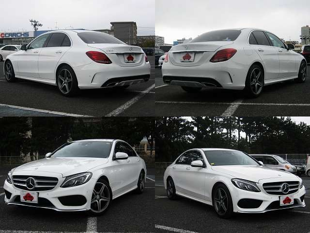 Used 2014 AT Mercedes Benz C-Class RBA-205042 Image[9]