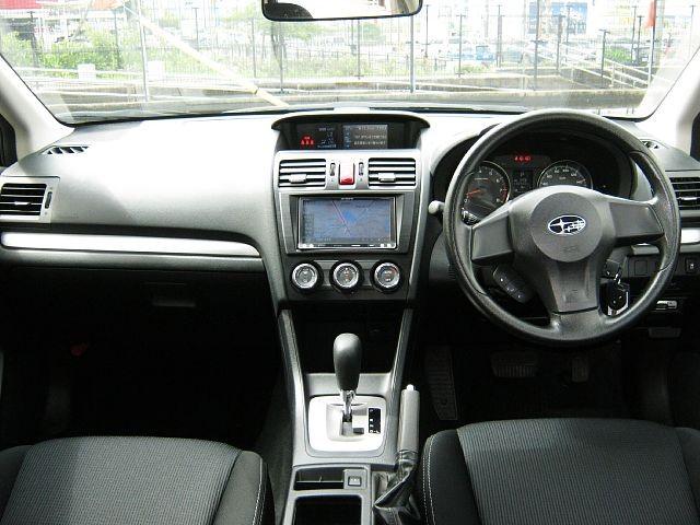 Used 2013 CVT Subaru Impreza DBA-GP2 Image[1]