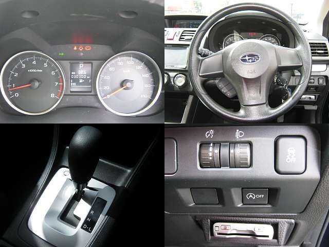 Used 2013 CVT Subaru Impreza DBA-GP2 Image[5]