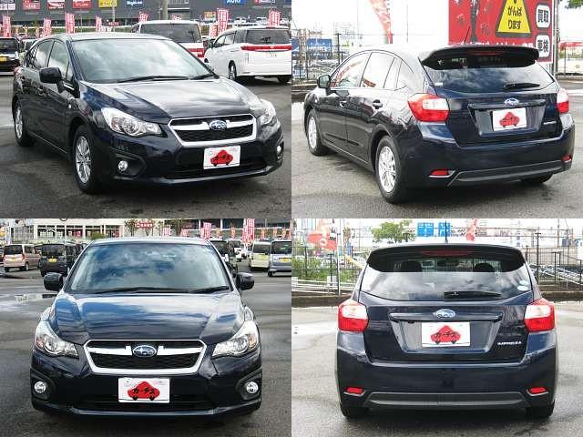 Used 2013 CVT Subaru Impreza DBA-GP2 Image[8]
