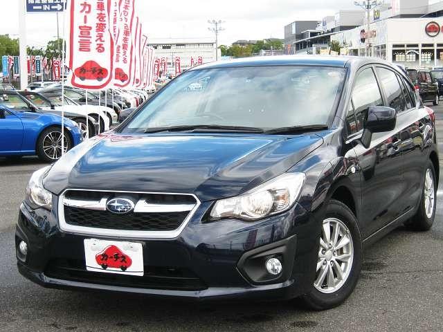 Used 2013 CVT Subaru Impreza DBA-GP2 Image[9]