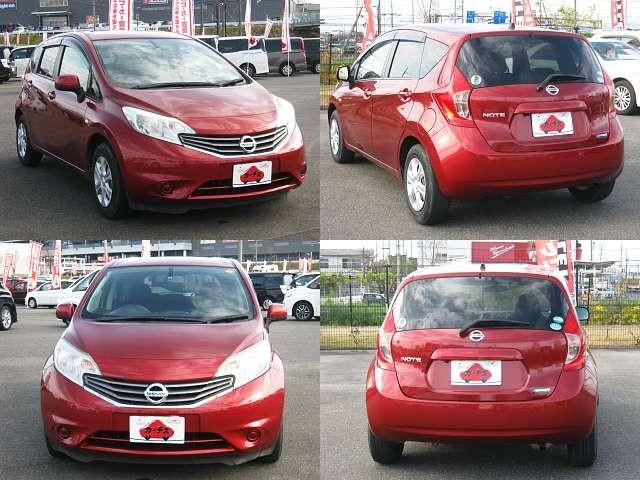 Used 2013 CVT Nissan Note DBA-E12 Image[8]