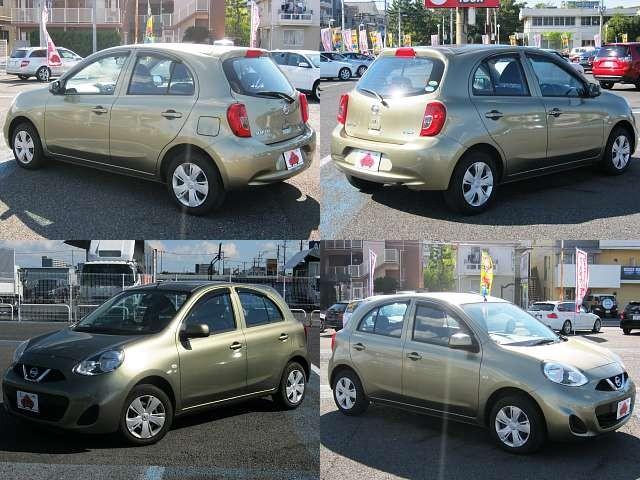 Used 2015 CVT Nissan March DBA-K13 Image[9]