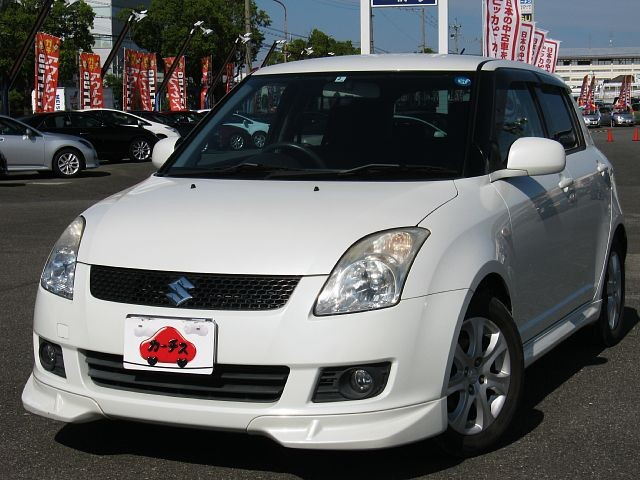 Used 2010 CVT Suzuki Swift DBA-ZC71S