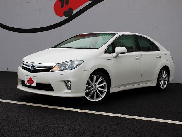 Used 2010 CVT Toyota SAI DAA-AZK10