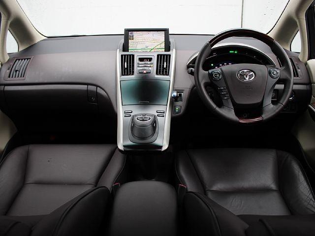 Used 2010 CVT Toyota SAI DAA-AZK10 Image[1]