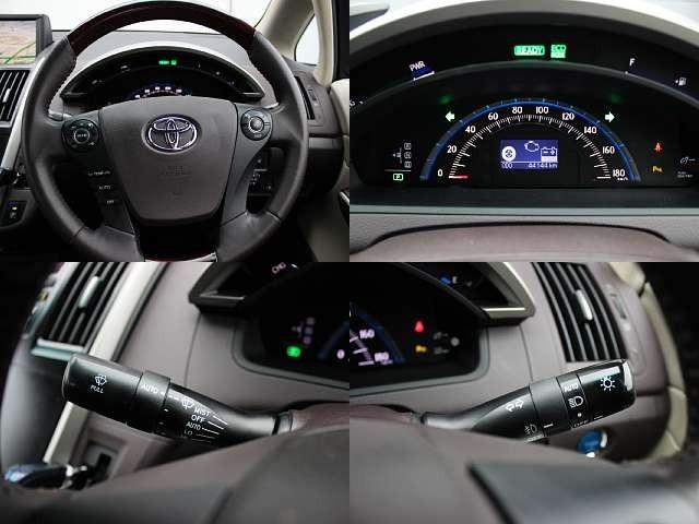 Used 2010 CVT Toyota SAI DAA-AZK10 Image[4]