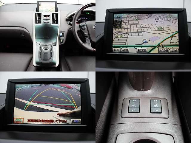 Used 2010 CVT Toyota SAI DAA-AZK10 Image[5]