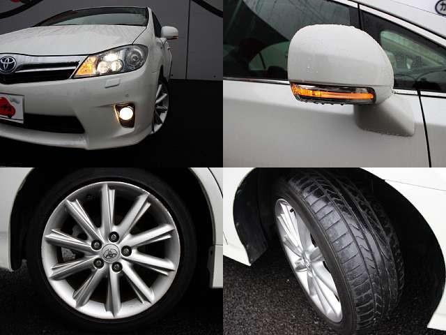 Used 2010 CVT Toyota SAI DAA-AZK10 Image[9]
