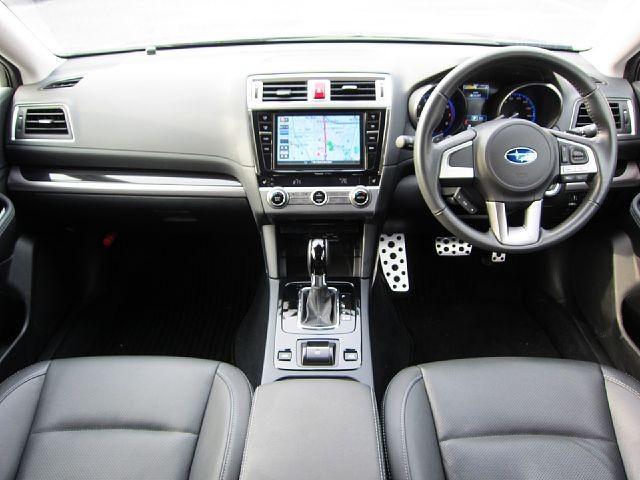 Used 2016 CVT Subaru Outback DBA-BS9 Image[1]