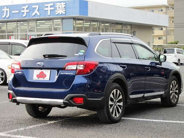 Used 2016 CVT Subaru Outback DBA-BS9 Image[2]