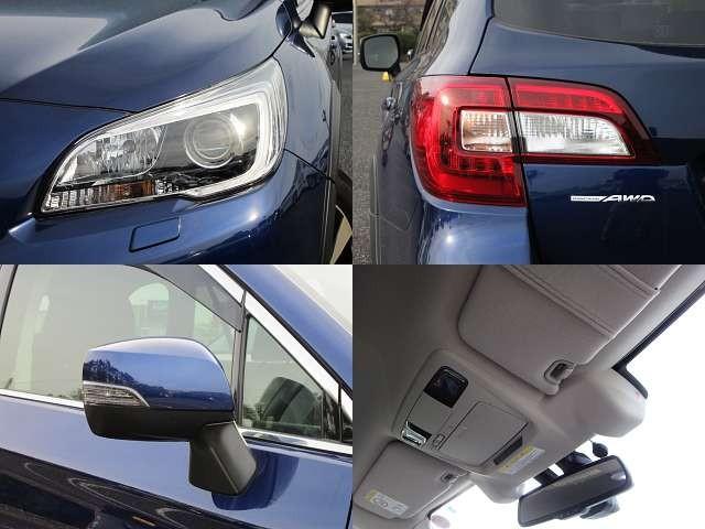 Used 2016 CVT Subaru Outback DBA-BS9 Image[7]