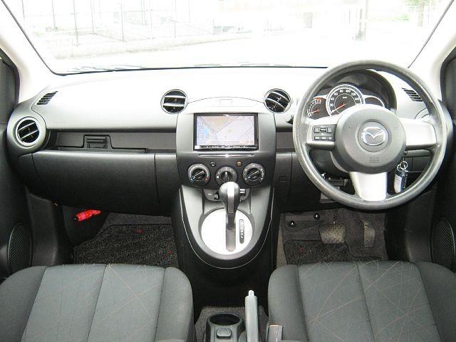 Used 2012 CVT Mazda Demio DBA-DE3FS Image[1]
