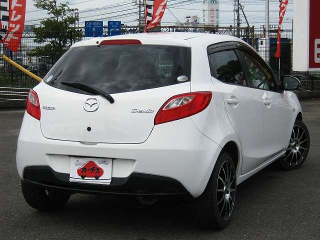Used 2012 CVT Mazda Demio DBA-DE3FS Image[2]