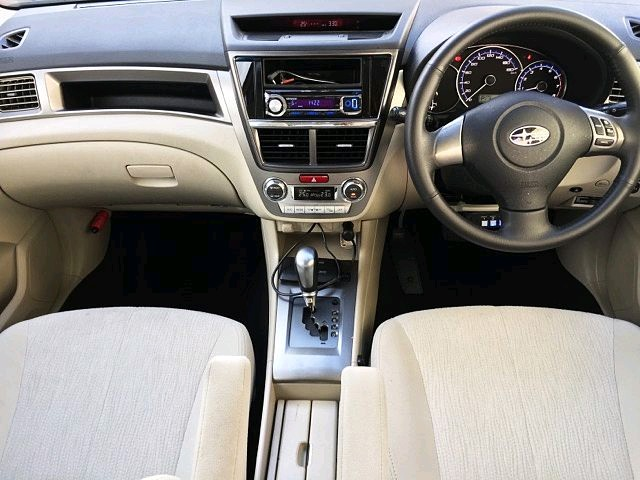Used 2009 AT Subaru Exiga DBA-YA4 Image[1]