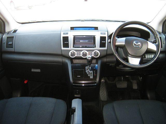 Used 2008 AT Mazda MPV DBA-LY3P Image[1]