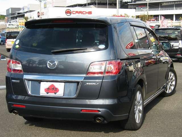 Used 2008 AT Mazda MPV DBA-LY3P Image[2]