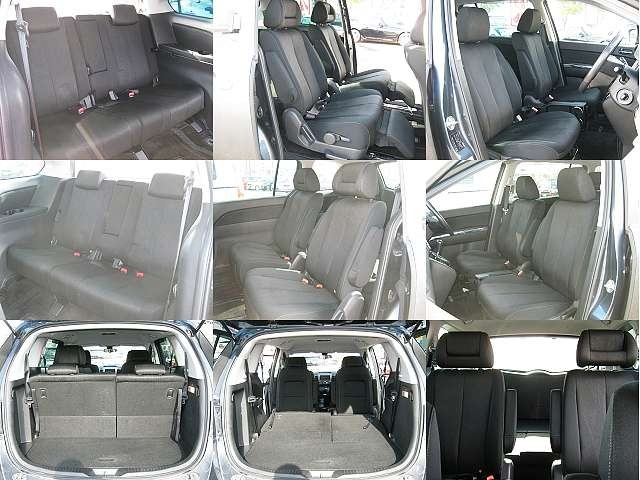 Used 2008 AT Mazda MPV DBA-LY3P Image[6]