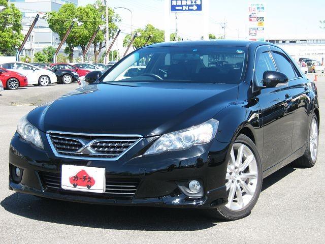 Used 2011 AT Toyota Mark X DBA-GRX130
