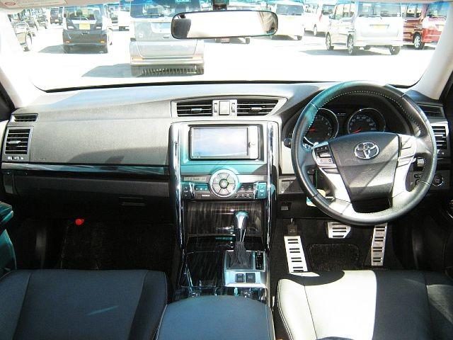 Used 2011 AT Toyota Mark X DBA-GRX130 Image[1]