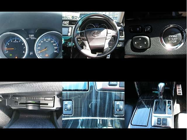 Used 2011 AT Toyota Mark X DBA-GRX130 Image[5]