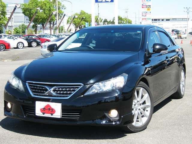Used 2011 AT Toyota Mark X DBA-GRX130 Image[9]