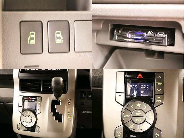 Used 2010 CVT Toyota Voxy DBA-ZRR70W Image[6]